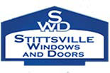 STITTSVILLE WINDOWS & DOORS logo