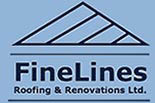 FINE LINES ROOFING & RENOVATIONS logo