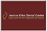 JEANNE D'ARC DENTAL CENTRE logo
