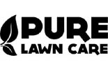 PURE LAWN CARE logo