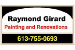 RAY GIRARD RENOVATIONS logo