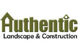 AUTHENTIC LANDSCAPE logo