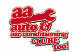 AA Auto Air & Lube logo
