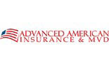 Advanced American Insurance & MVD logo