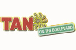 Tan On The Boulevard logo