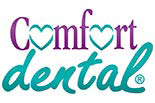 COMFORT DENTAL MISSOURI logo
