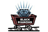 Black Diamond Car Wash logo