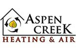 Aspen Creek Heating & Air logo
