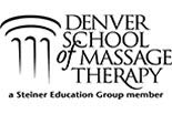 Denver School Of Massage Therapy logo