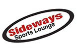 Sideways Sports Lounge logo