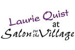 SALON AT THE VILLAGE logo