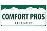 Comfort Pros Of Colorado logo