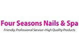 Four Seasons Nails logo