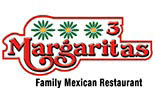 3 Margaritas - Town Center logo