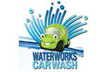 Waterworks Car Wash logo
