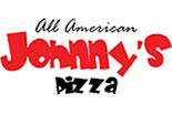 All American Johnny's Pizza logo