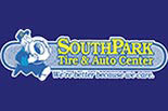 SOUTH PARK TIRE & AUTO REPAIR GOODYEAR logo