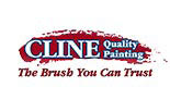 Cline Quality Hand, Brush & Roll Painting logo