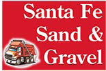 Santa Fe Sand And Gravel logo