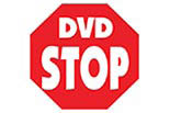 DVD STOP OF ARVADA logo