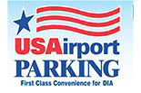 USAIRPORT PARKING logo