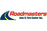 ROADMASTERS AUTO & TIRE CENTER logo