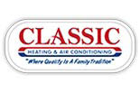 Classic Heating & Air Conditioning logo