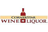 Cornerstar Wine & Liquor logo