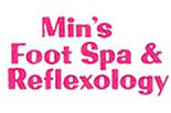 Min's Foot Spa & Reflexology logo
