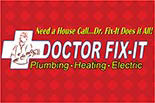 Doctor Fix It Heating & Electric logo