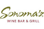 SONOMAZ WINE BAR & GRILL logo