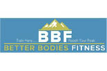 Better Bodies Fitness Centers logo