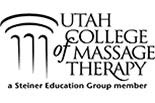 UTAH COLLEGE OF MASSAGE THERAPY logo