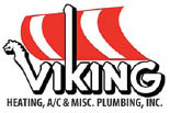 Viking Heating, Air Conditioning & Plumbing logo