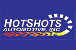 Hot Shots Automotive logo