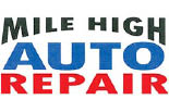 Mile High Auto Repair logo