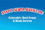 Snappy Sewer Service logo