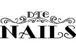 DTC Nails logo