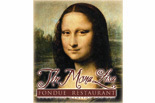 The Mona Lisa Fondue Restaurant logo