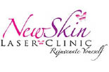 NEW SKIN LASER CLINIC logo