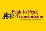 PEAK TO PEAK TRANSMISSION logo