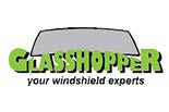 GLASSHOPPER WINDSHIELD EXPERTS logo