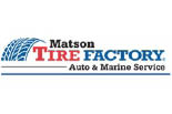 MATSON AUTO AND MARINE RIVERTON logo