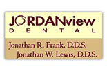JORDAN VIEW DENTAL logo