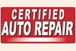 CERTIFIED AUTO REPAIR PROVO logo