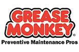 GREASE MONKEY AMERICAN FORK logo