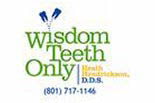 WISDOM TEETH ONLY logo