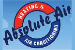 ABSOLUTE AIR HEATING/AC logo