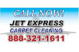 JET EXPRESS CARPET CLEANING UTAH logo