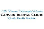 CANYON DENTAL SPANISH FORK logo